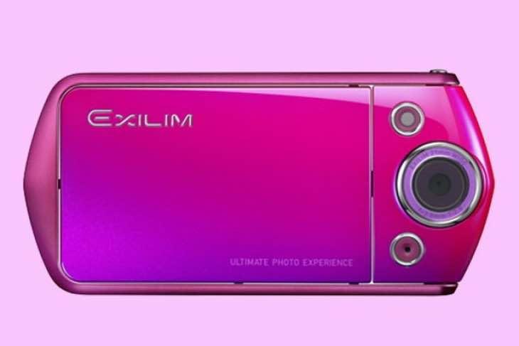 Casio Exilim TR price concerns