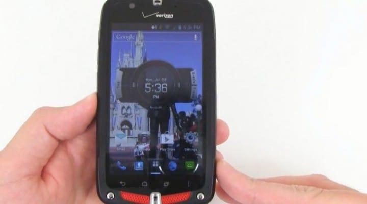 Casio G'zOne Commando 4G LTE in-depth review