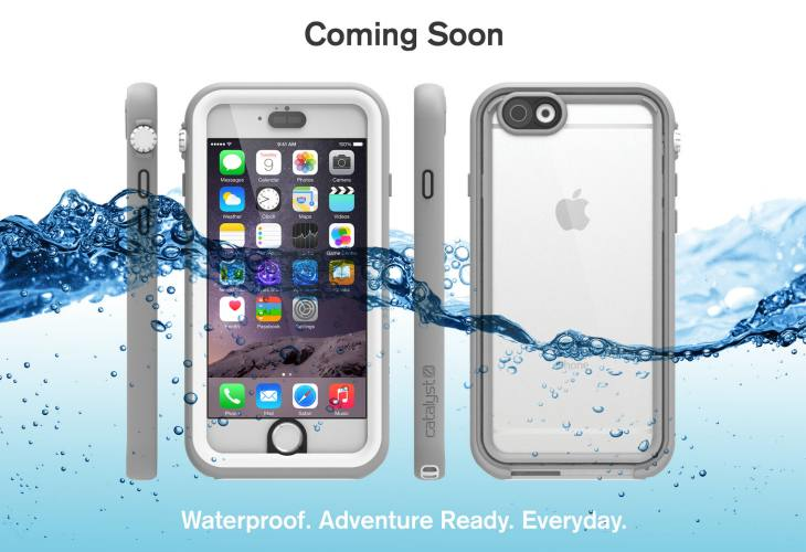 Catalyst waterproof case for iPhone 6 & Plus to release soon
