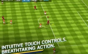 Changes to FIFA 15 app controls and online experience