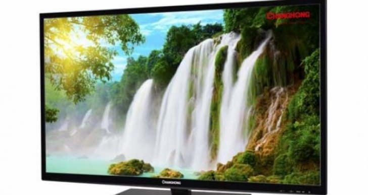 Changhong LED32YC1600UA 32-inch HDTV specs
