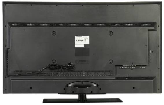 Changhong LED50YC2000UA HD TV rear