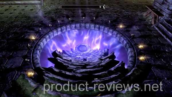 Chasing Echoes in Skyrim Dawnguard DLC