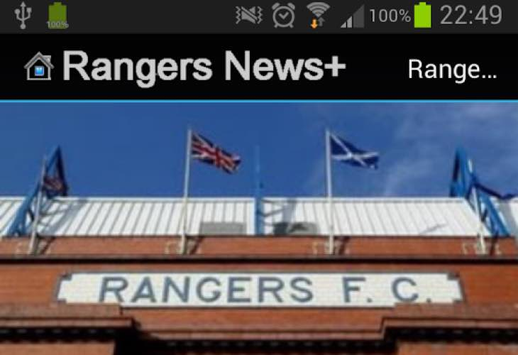 Chelsea and Rangers FC news with new Android apps