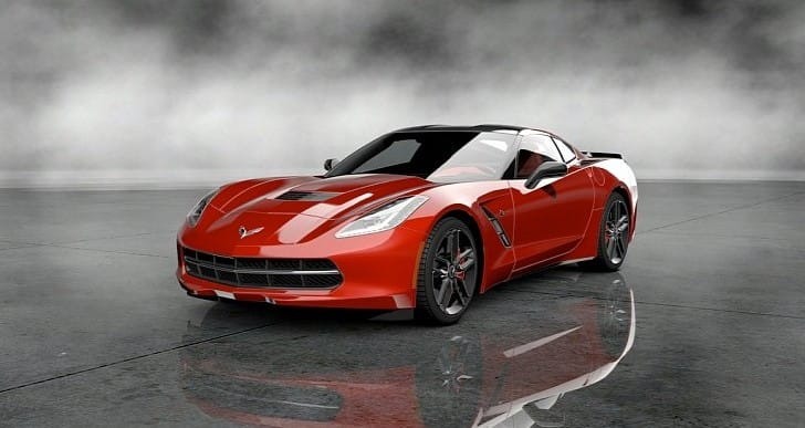 Chevrolet Corvette (C7) Stingray price depreciation