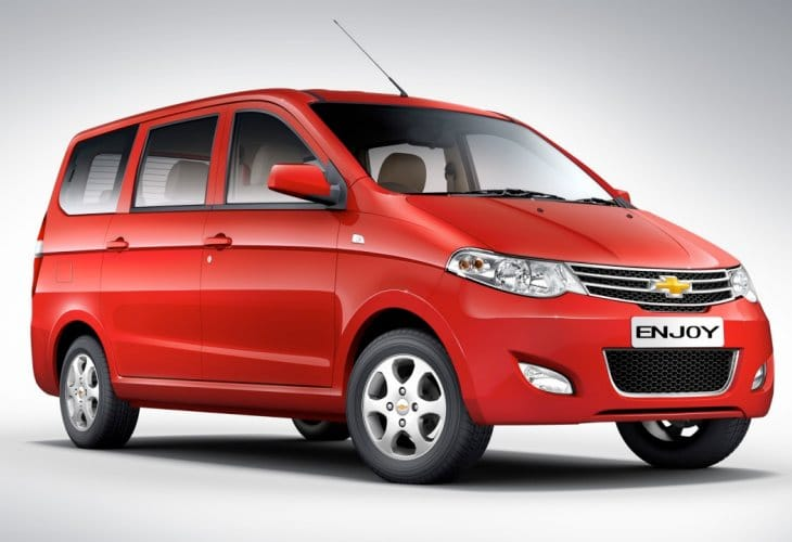 Chevrolet Enjoy India