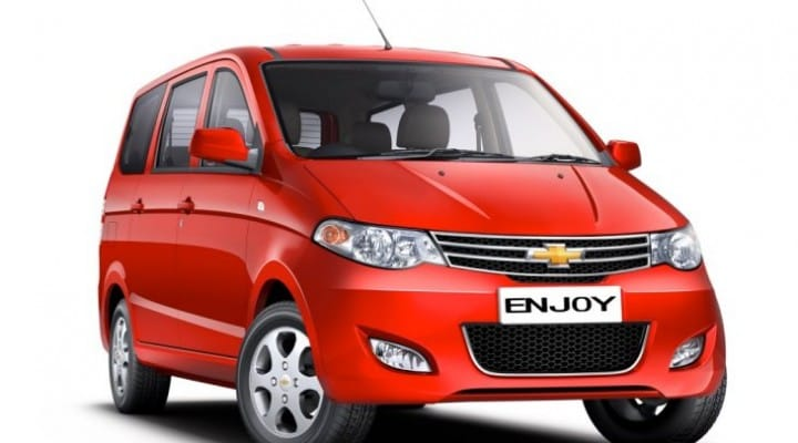 Chevrolet Enjoy vs. Maruti Ertiga – Value or trust for India
