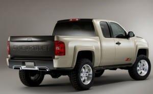 Chevrolet Silverado and GMC Sierra safety rating visualized