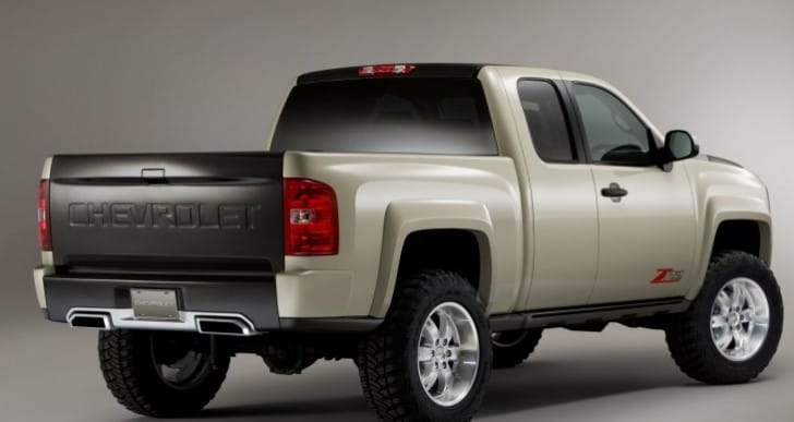 Chevrolet Silverado and GMC Sierra safety rating visualized