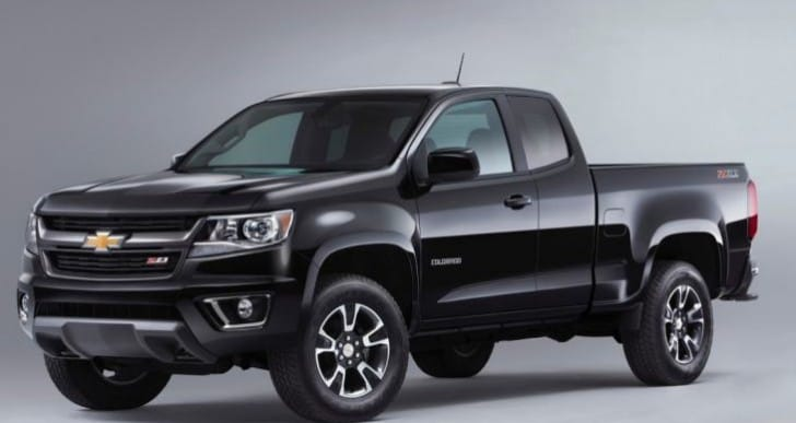 Chevy Colorado 2015 price, specs, and MPG speculation