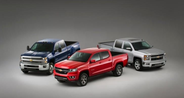 Chevy Colorado, GMC Canyon 2015 mpg for frugal option