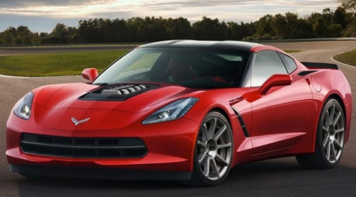 Chevy Corvette SC610 improves stingray performance