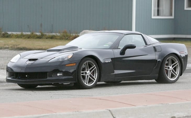 Chevy Corvette Z07 eye candy in speculative specs