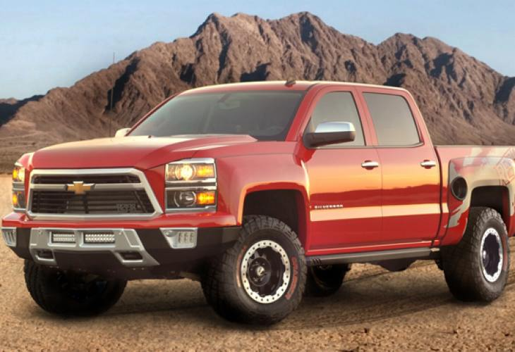 Chevy Reaper price expectations and SVT Raptor claims