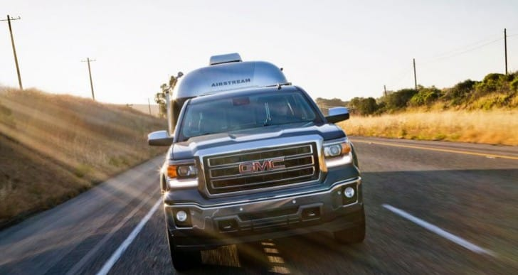 Chevy Silverado, GMC Sierra 2015 towing capacity increased