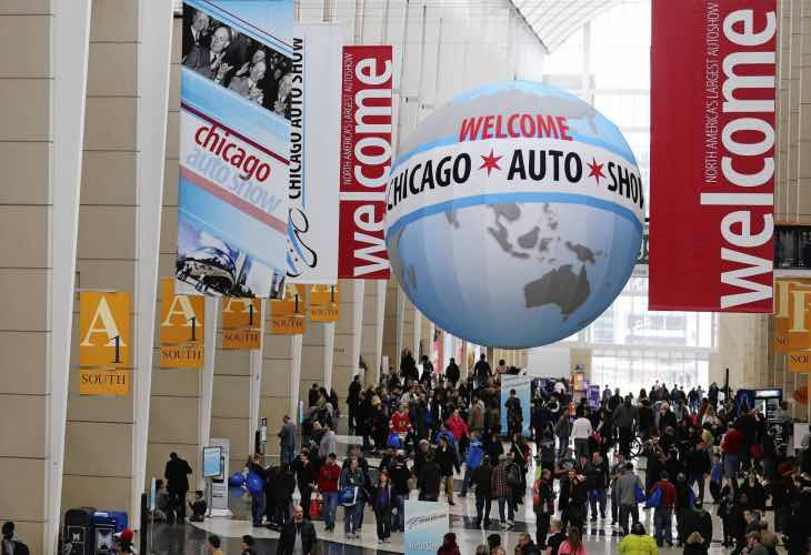Chicago Auto Show 2015 press days for early teases