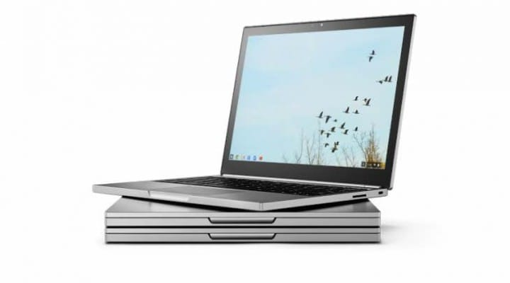 Chromebook Pixel 2 UK release date and configurations