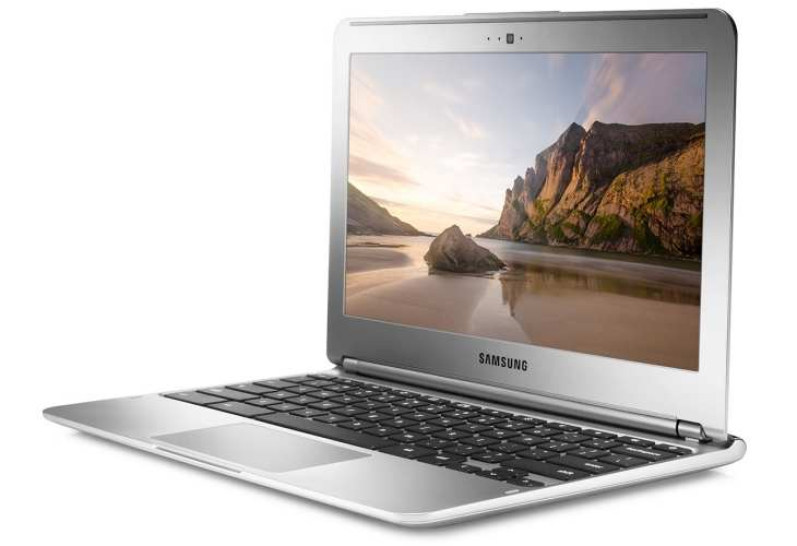 Chromebook Pixel vs. HP Pavilion 14, Acer C7 and Samsung