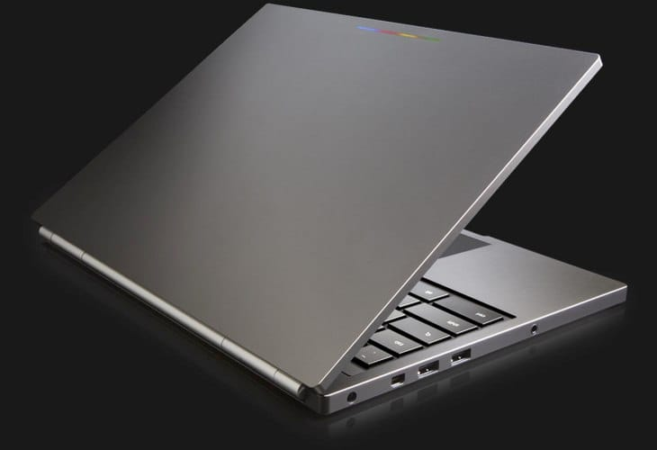 Chromebook Pixel vs the competition