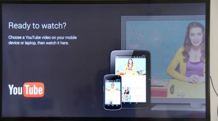 Chromecast apps for iPad