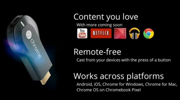 Chromecast review features tricks