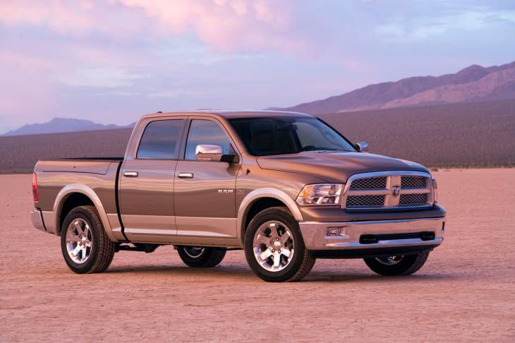 Chrysler Dodge Ram truck recall