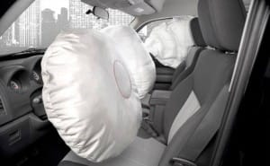 Chrysler, Mitsubishi and Subaru in airbag recall
