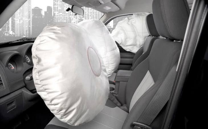 Chrysler, Mitsubishi and Subaru in airbag recall