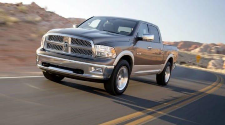 Chrysler list of recalls includes Ram, Dodge Dakota
