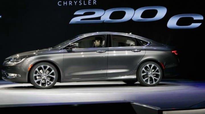 Chrysler recalls 2015 200 3.6-liter V6 model