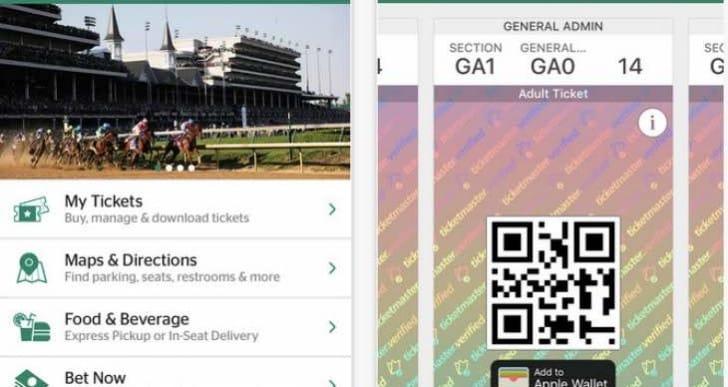 Update: Kentucky Derby 2016 app for leaderboard contenders