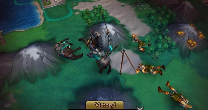 Civilization Revolution 2 for iOS, not Android yet