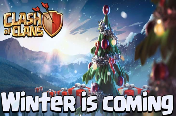 Clash of Clans Dec 10 maintenance break