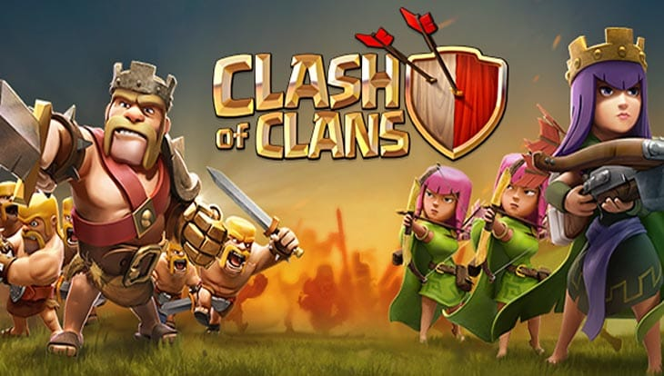 Clash of Clans update features for April 2016