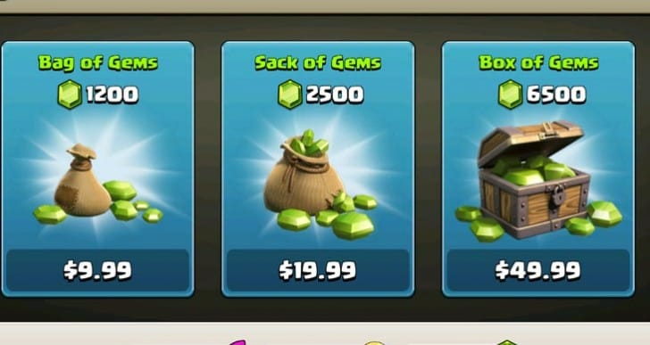 Clash of Clans bogus gem hack claims endure