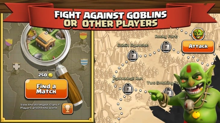 Clash of Clans iOS update