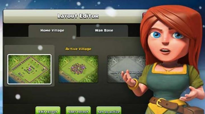 Clash of Clans update teased today with saving