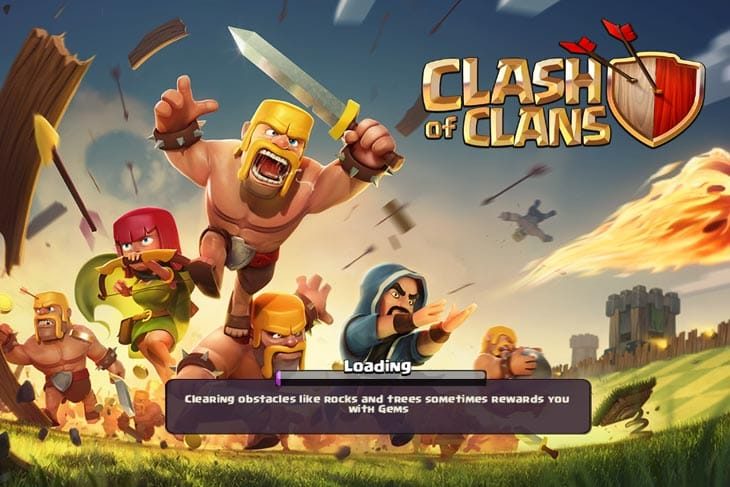Clash-of-Clans-stuck-loading