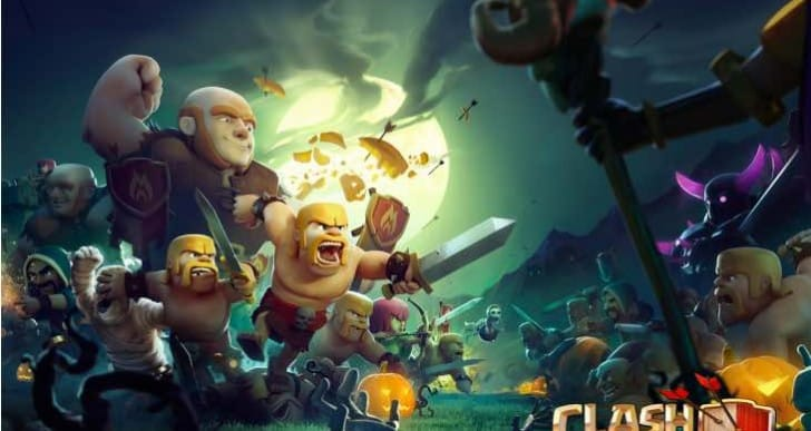 Clash of Clans update fixes Android login and achievements