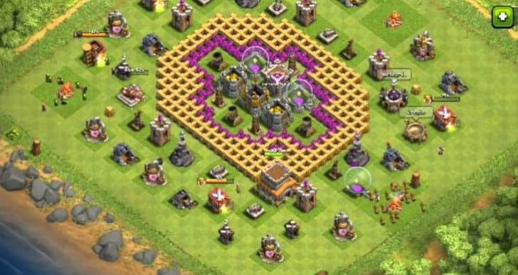 Clash of Clans update problems with app restart
