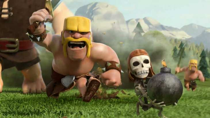 Clash of Clans update problems