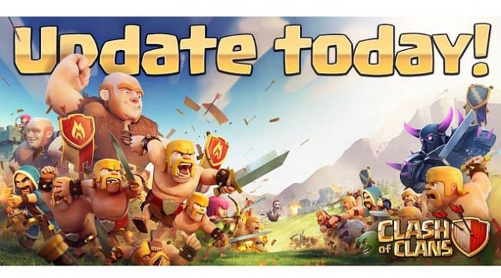 New Clash of Clans update needed for desperate gamers