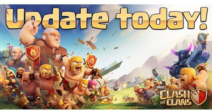 Clash of Clans patch needed for desperate gamers