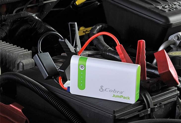 Cobra CPP 7500 JumPack portable battery for car