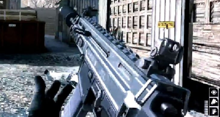 Call of Duty: Ghosts weapon SA-805 explained