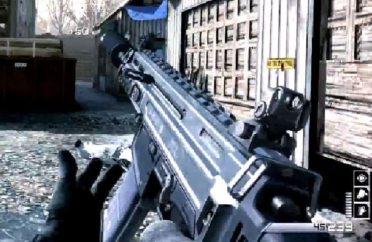 COD: Ghosts best gun setup and class