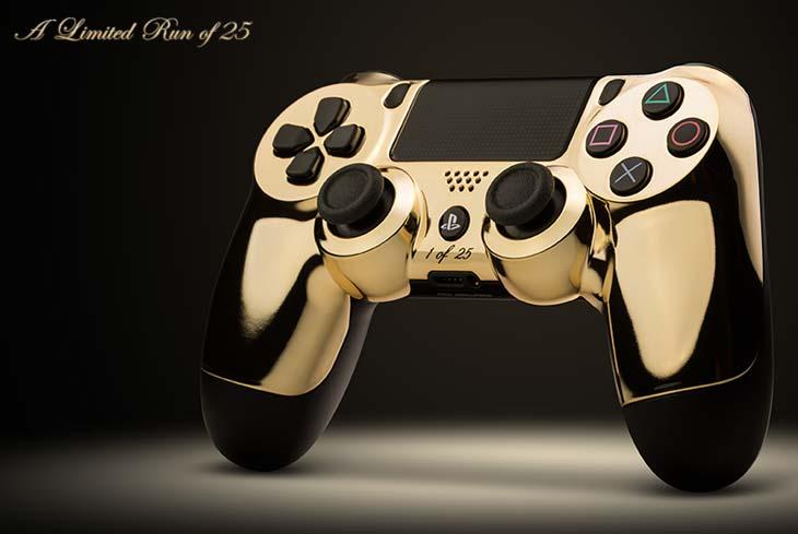 ColorWare-24k-Gold-PS4-DualShock-4-controller