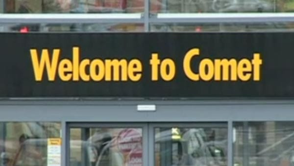 Comet UK: Retailer eyes administration, jobs in jeopardy