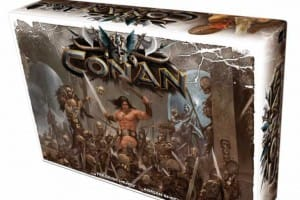 Conan board game Kickstarter price tiers