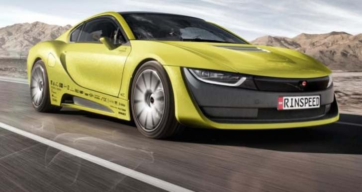 Concept Cars and automotive innovations at CES 2016